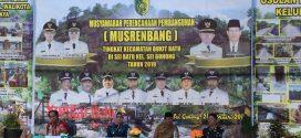 Foto – Foto Musrenbang Kecamatan Bukit Batu