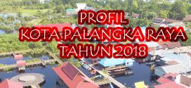 PROFIL KOTA PALANGKA RAYA TAHUN 2018