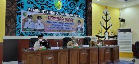 Seminar Awal Kajian Strategi Pemulihan Ekonomi Kota Palangka Raya Dalam Masa Pandemi Covid 19
