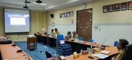 Rapat Koordinasi Pengendalian Pelaksanaan Pembangunan Triwulan III Tahun Anggaran 2020 Kota Palangka Raya