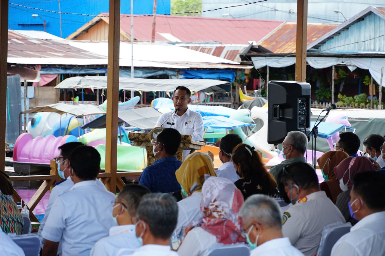 Musyawarah Perencanaan Pembangunan (MUSRENBANG) RKPD Kota Palangka Raya Tahun 2022