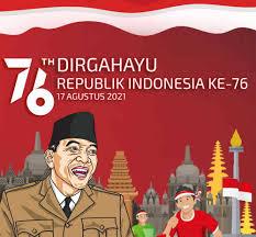 Bappedalitbang Kota Palangka Raya Mengucapkan Dirgahayu Kemerdekaan RI ke 76